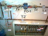 Pod�og�wka+kaloryfery-k�opot z regulacj� systemu