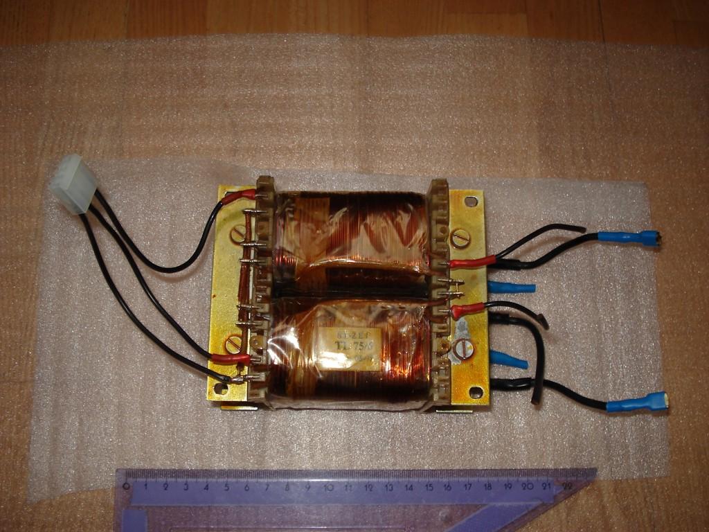 Transformator z UPS - jak zbada� jego parametry