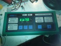 Sterownik (regulator) ERS (V1.9) kotła CO Vigas , jak podłączyć