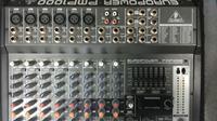 Jak podłączyć odsłuch we wzmacniacz Yamaha EMX 212s lub powermixer EUROPOWER PMP
