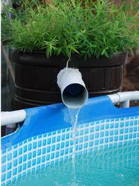 Filtr do oczyszczenia wody w basenie