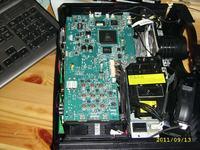 Acer S5200 nie uruchamia się