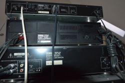 [Sprzedam] Zestaw Yamaha DSP-A2070, Tuner TX-950, Cassette KX-W362, CD CDC-835