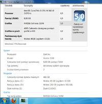 Dell Vostro 3550 - typ układu graficznego