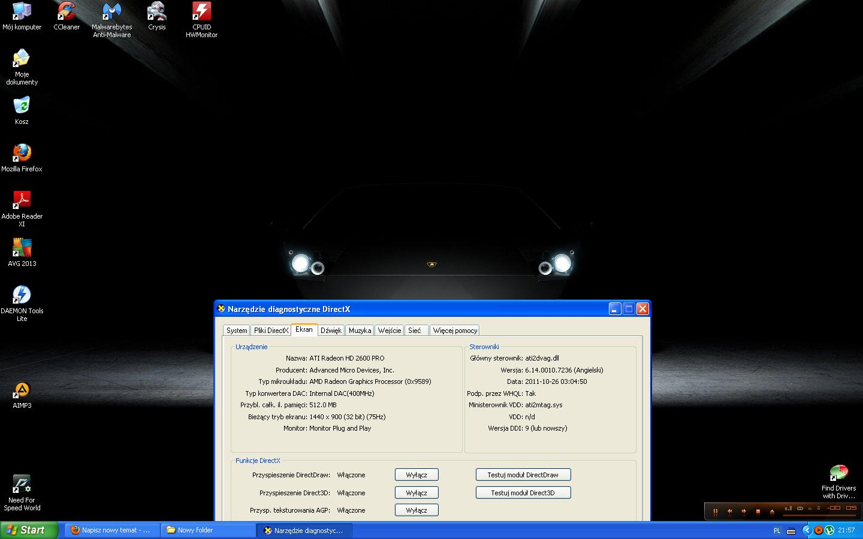 Co s�dzicie o karcie graicznej ATI Radeon HD 2600 Pro?