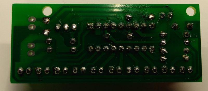 Kit wskaźnika wysterowania LM3915