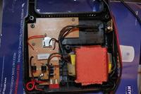 Uszkodzony prostownik 6Amp do �adowania akumulator�w sam.