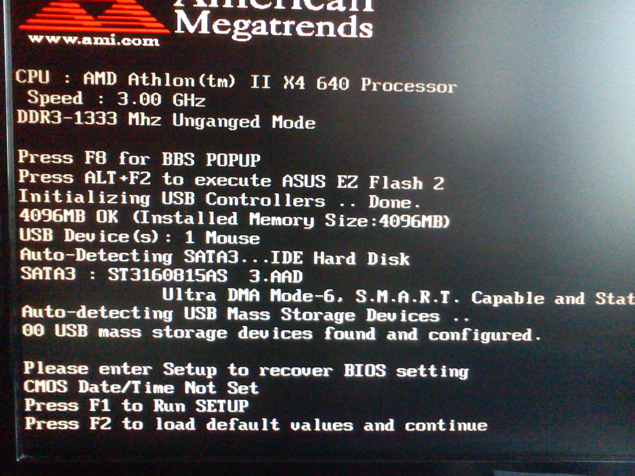 Komputer nie widzi CD-ROM