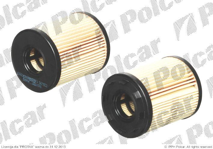 FIAT 1.3JTDm 90HP - Zaw�r na wk�adzie filtra oleju