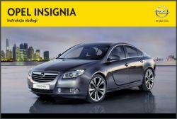 Opel Insignia 2011 - wymiana żarówki od tablicy rejestracyjnej