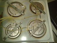 Kuchnia elektryczna Mastercook KE2003.A0 - za mocno grzeje