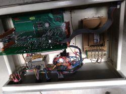 Wykonanie panela operatorskiego - sterowanie