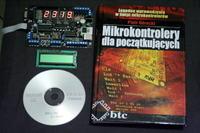 [Sprzedam] Zestaw uruchomieniowy ZL11AVR + Książka BASCOM