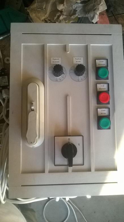 Wycena opracowania i monta�u automatyki przemys�owej.