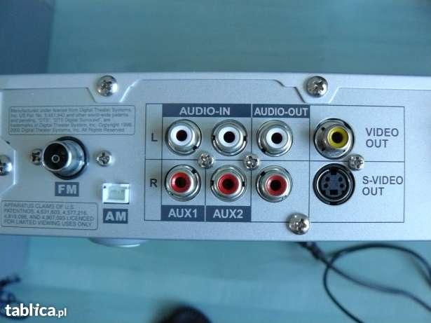 UE46F6400 i DPL 909VD - Po��czenie LED TV Samsung UE46F6400 i Kina domowego