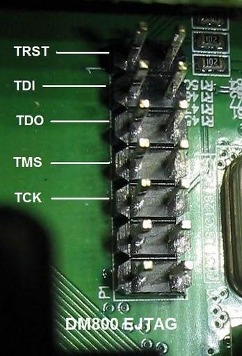 Naprawa DM800 HD se. Tuner nie uruchamia si� po pod��czeniu do pr�du.