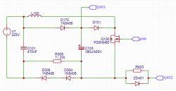 Dell model L235P-01 (P/N:PS-5231-5DF1-LF) - wartość rezystora z pasków