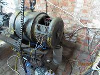 Zmiana kierunku wirowania w prądnicy Gce74 firmy CELMA