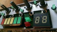 Alan 28 - Zmiana podświetlenia - jakie diody?