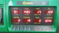 Błąd P0420 Układ katalizatora, rząd cylindrów 1-sprawność poniżej wartościprogow