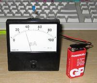 Miernik indukcyjno�ci analogowy (przystawka)