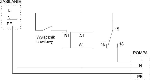 Jak pod��czy� automat schodowy ZRMF1/w firmy Moeller?