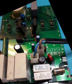 Lacme Secur 2005 - Elektryzator - wymiana diody, czy to wystarczy?