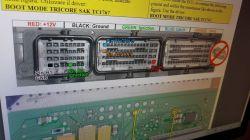 Trafic II 2.0 115KM - Sterownik silnika nie łączy się z ECU