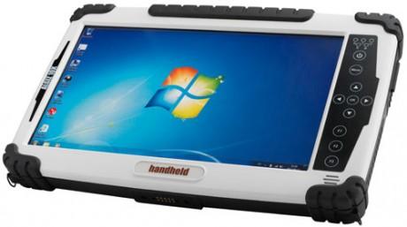 """Algiz 10x - wzmocniony, 10.1"""" tablet z Windows PC od Handheld Group"""