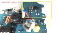 Samsung GT-5620 (Monte) Wymiana p�yty g��wnej a zmiana IMEI