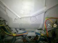 Bosch wor16151pl/05 - Po włączeniu wiruje kilka sekund, potem migają 3 diody