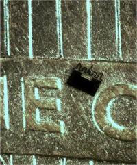 Mikroboty uzbrojone w tensometry do rozpoznawania kom�rek