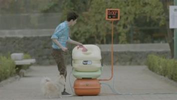 Poo Wi-Fi - dost�p do internetu w zamian za sprz�tni�cie psich odchod�w