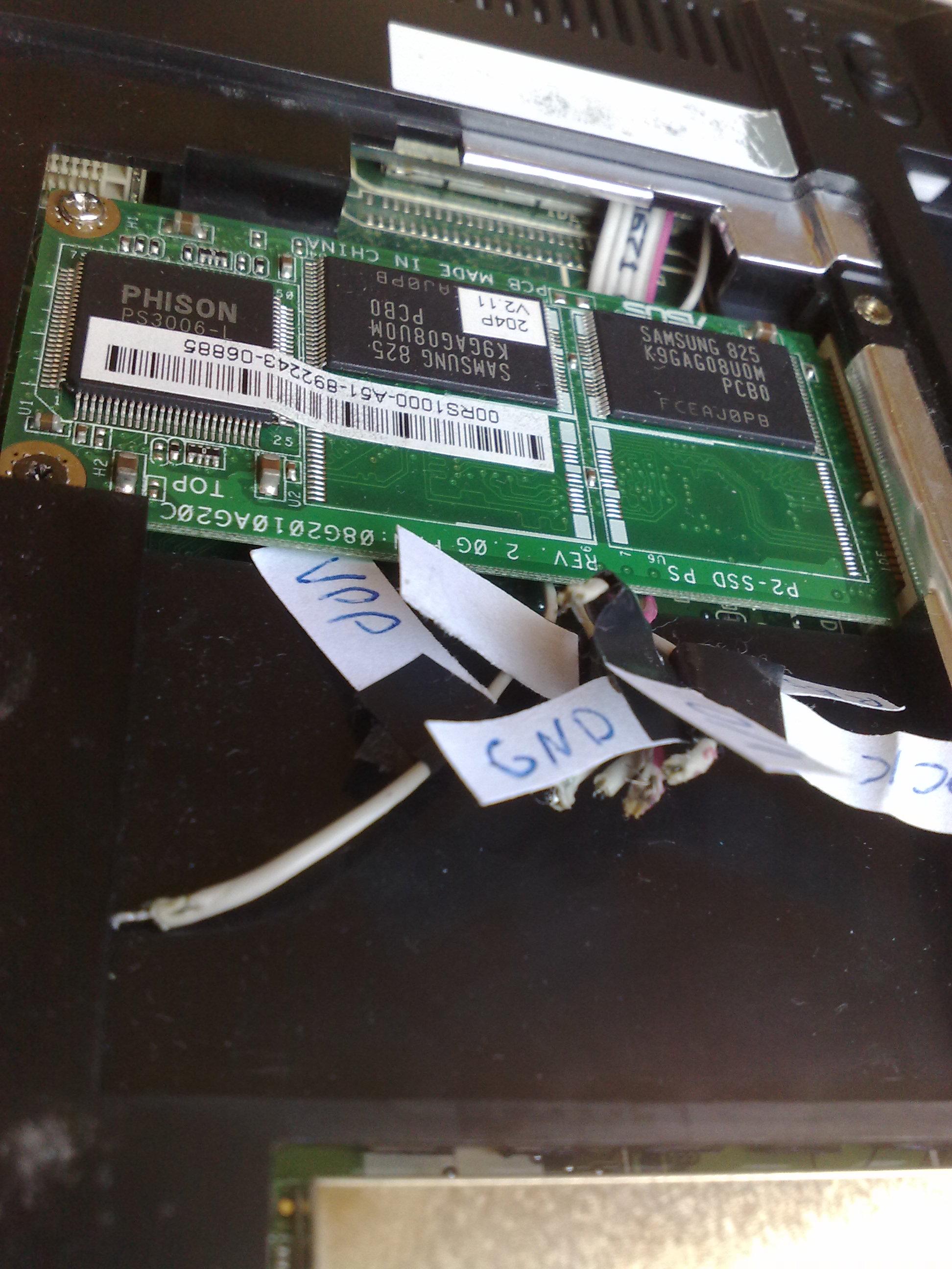 eee PC 901 wolny dysk 8GB i kombinacje poprzedniego w�a�ciciela