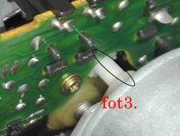 """Technics RS-B555 - nie ciągnie prawa """"rolka"""""""