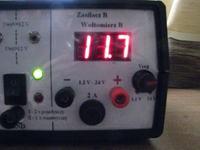 Zasilacz symetryczny regulowany do 2x25V i 2x3A (ogran. 2A)
