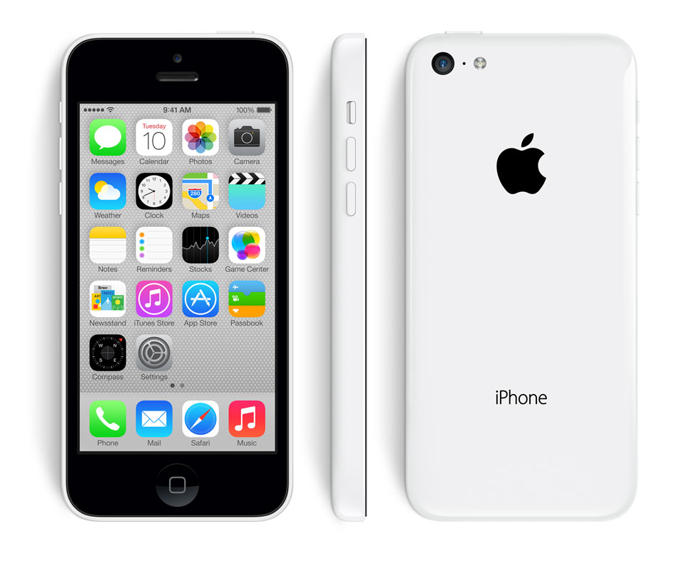 iPhone 5C w nowym, ta�szym wariancie z 8GB pami�ci Flash