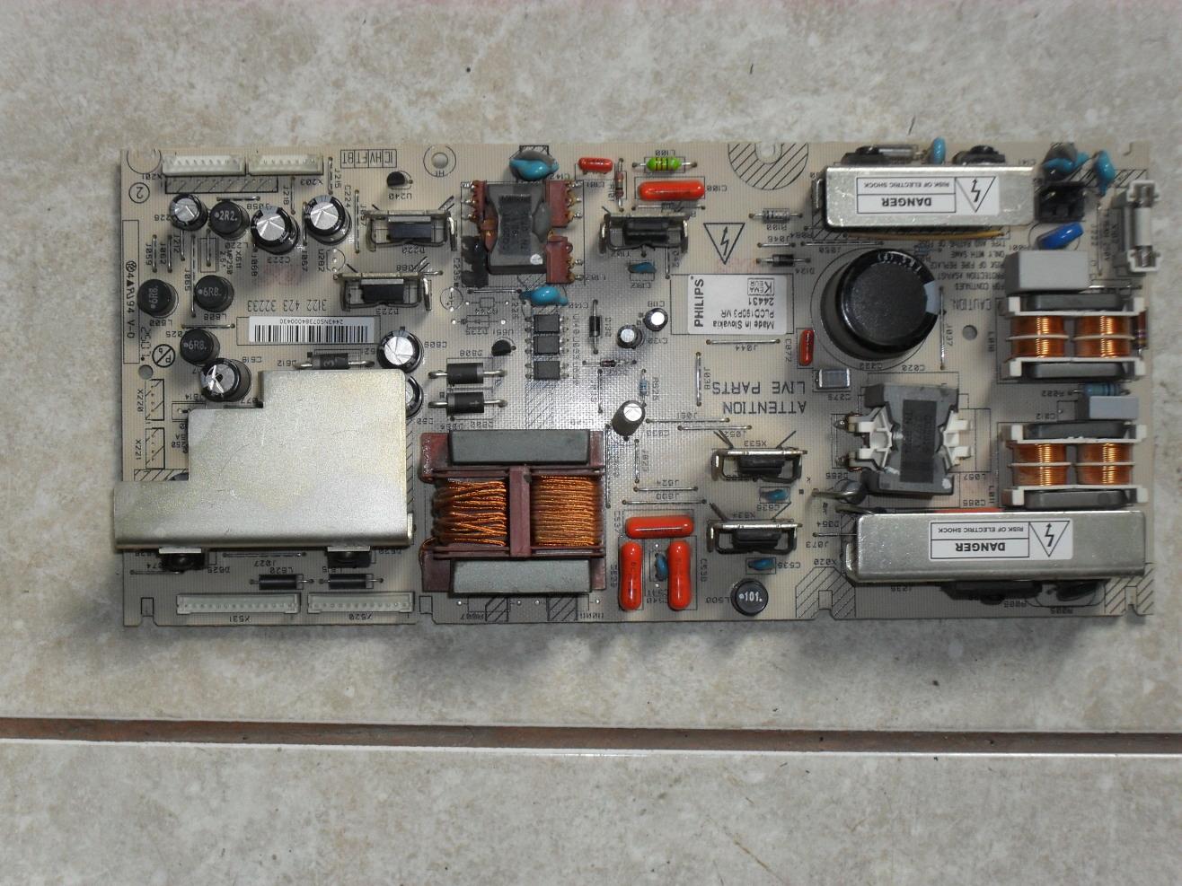 [Sprzedam] Modu� zasilacza TV Philips LCD 32PFL5322/10
