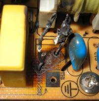 Take Me model: take me 400 i spalony termistor...