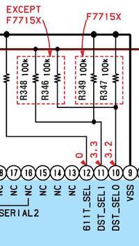 przestrojenie radia sony CDX-F7715X z USA-EU