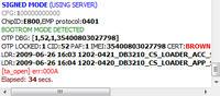 Sony Ericsson C510 - GDFS