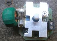 Wentylator 230V regulacja obrotów.