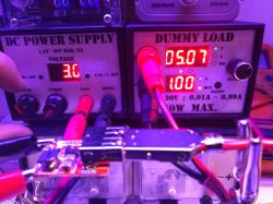 """Test chińskiej przetwornicy do PowerBanka. Step-Up 5V """"1500mA"""""""