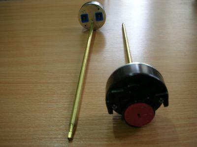 Regulacja temperatury w bojlerze elektrycznym