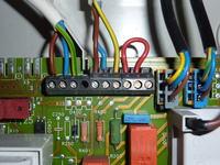 Vaillant Atmomax Pro VUW PL 240-3 pod��czenie regulatora temperatury SALUS