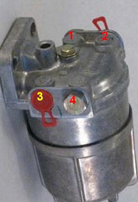 Kaiser S2 - Silnik Perkins 4 cylindry nie pali przy minusowych temperaturach
