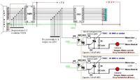 Winamp Discolitez wizualizacja LED