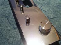 BOLEK - wzmacniacz 2x150W+75W, sterowany radiowo 27MHz