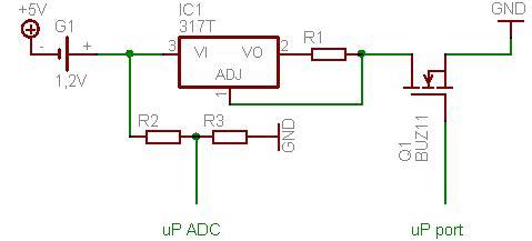 Budowa testera pakietów - Tester pakietów li-ion