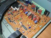 Technics Cassette Deck RS-B605 - gdzie procesor ? [zdjęcia]